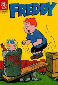 Freddy (1963 series) #2, VG- (Stock photo)