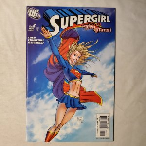 Supergirl #2 NM-