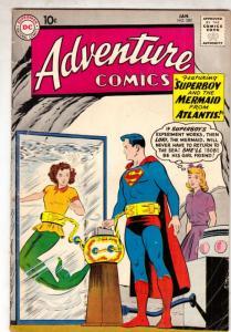 Adventure Comics #280 (Jan-61) VG/FN Mid-Grade Superboy
