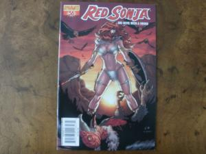 RED SONJA #36 (Volume 1) 2005 Dynamite Comic Book (Near-Mint Condition)