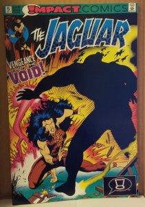The Jaguar #5 (1991)