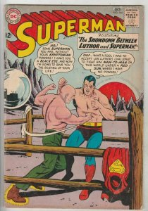 Superman # 164 Strict VG/FN Mid-Grade Lex Luthor, Phantom Zone & more