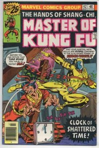 MASTER OF KUNG FU #42, VF/NM, Martial Arts, Marvel ShockWave 1974 1976
