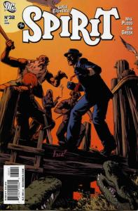 Spirit, The (9th Series) #32 VF/NM; DC | save on shipping - details inside