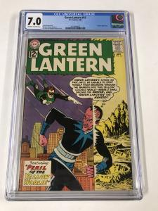 Green lantern (1960's Series) #15 CGC 7.0