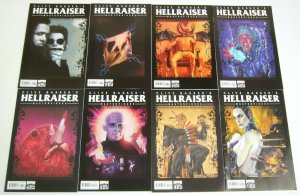 Clive Barker's Hellraiser Masterpieces #1-12 VF/NM complete series - horror set