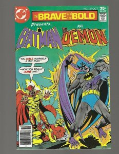 Brave And the Bold #137 Demon