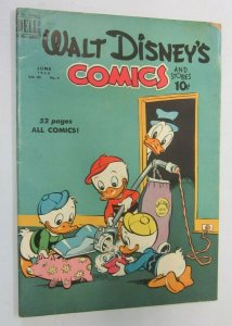 Walt Disney's Comics and Stories #117 3.0 (1950)