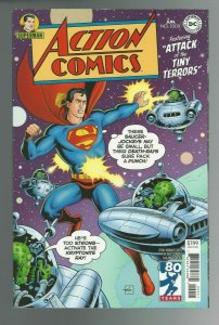 Action Comics #1000 1950's Dave Gibbons Cover DC Comics 1st Print New NM