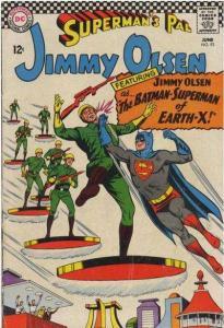 Superman's Pal Jimmy Olsen #93, VG+ (Stock photo)