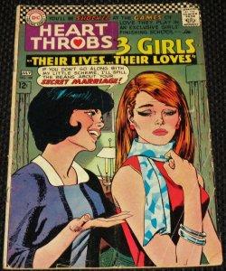 Heart Throbs #108 (1968)