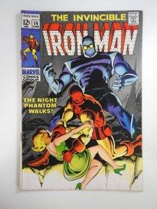 Iron Man #14 (1969)