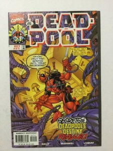 Deadpool 21 NM Near Mint Marvel Comics