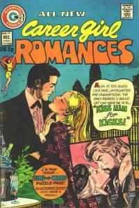 Career Girl Romances #78 FN; Charlton | save on shipping - details inside