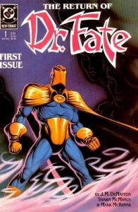 Doctor Fate (1988 series) #1, VF (Stock photo)