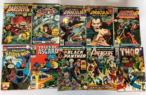 Marvel Reader Copies Comic Lot 29 different
