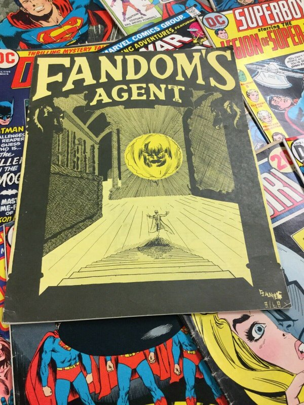 Fandoms Agent #6 (EC Fandoms Agent) VF- 7.5