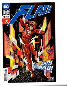 Flash # 46 NM DC Universe Comic Book 1st Print Williamson Kolins Panosian TW65