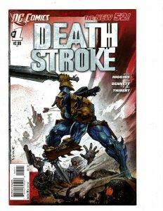 12 DC Comics Deathstroke 1 2 3 Legion 1 2 1 Blue Beetle 1 # 0 Hawkman Sword J433