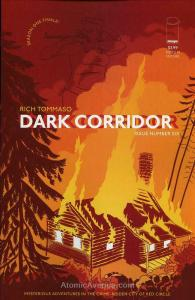 Dark Corridor #6 VF/NM; Image | save on shipping - details inside