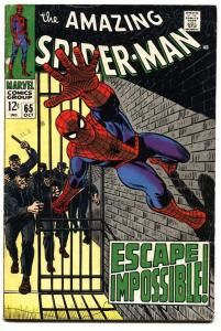 Amazing Spider-Man #65 VG comic book 1968- Marvel Silver Age