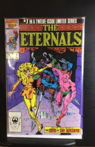 Eternals #7 (1986)