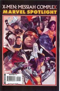 Marvel Spotlight: X-Men: Messiah Complex #1 VF; Marvel | save on shipping - deta