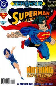 Action Comics (1938 series) #703, NM- (Stock photo)