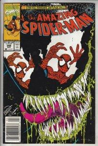 Amazing Spider-Man #346 (May-91) NM- High-Grade Spider-Man