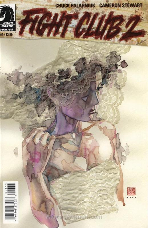 Fight Club 2 #4 VF/NM; Dark Horse | save on shipping - details inside