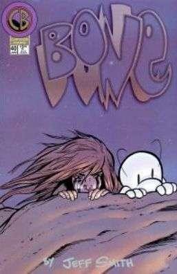 Bone #40, NM (Stock photo)