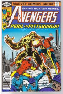 AVENGERS #192, FN, Iron Man, Wonder, Captain America, 1963, more in store