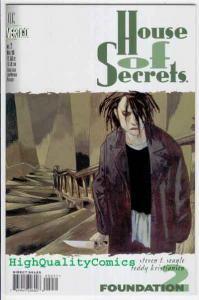HOUSE OF SECRETS #1 2 3 4 5 6 7 8 9 10 11-25, NM, Murder, Sin, Genocide,Vertigo