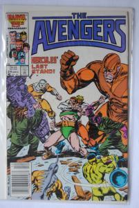 The Avengers, 274