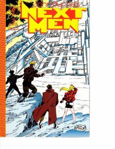 Lot Of 6 Next Men Dark Horse Comic Book #8 9 10 11 14 15 J196