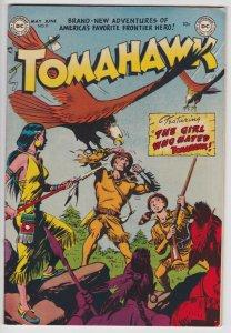 Tomahawk #11 (May  1952) 6.0 FN DC Western