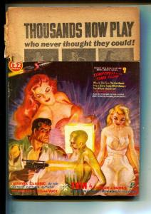 Science Fiction-Pulps-9/1941-Thornton Ayre-Edmond Hamilton