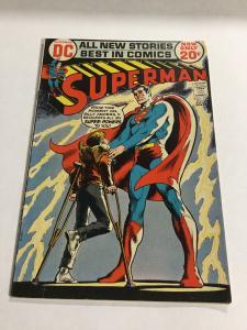 Superman 254 Vf- Very Fine- 7.5 DC Comics