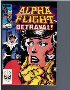 Alpha Flight #8 (1984)