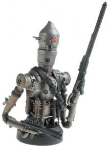Gentle Giant IG-88 Bust