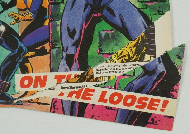 Action Force #1 & 2 Combo Pack with band - G.I. Joe Cobra - Marvel UK magazine