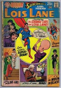 Superman's Girlfriend Lois Lane #95 ORIGINAL Vintage 1969 DC Comics
