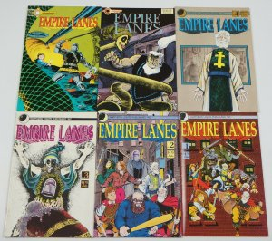 Empire Lanes #1-4 VF/NM complete series + (2) more northern lights keyline 2 3