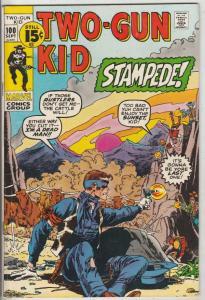 Two-Gun Kid #100 (Sep-71) VF/NM Mid-Grade Two-Gun Kid
