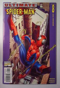 Ultimate Spider-Man #8 (2001)