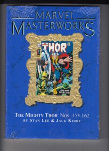 Marvel Masterworks MMW 96 Mighty Thor Limited Variant NEW in Shrink Wrap