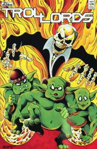 Trollords (Vol. 1) #1 (2nd) VF/NM; Tru | save on shipping - details inside
