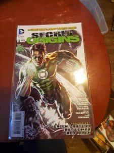 Secret Origins #3 (2014)