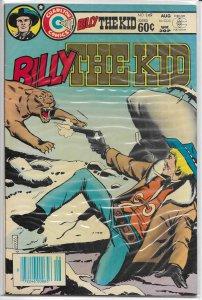 Billy the Kid   #149 VG