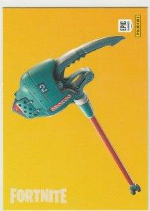 Fortnite Jackspammer 114 Uncommon Harvesting Tool Panini 2019 trading card